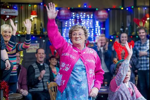 Mrs Brown's Boys – Christmas and New Year's Special